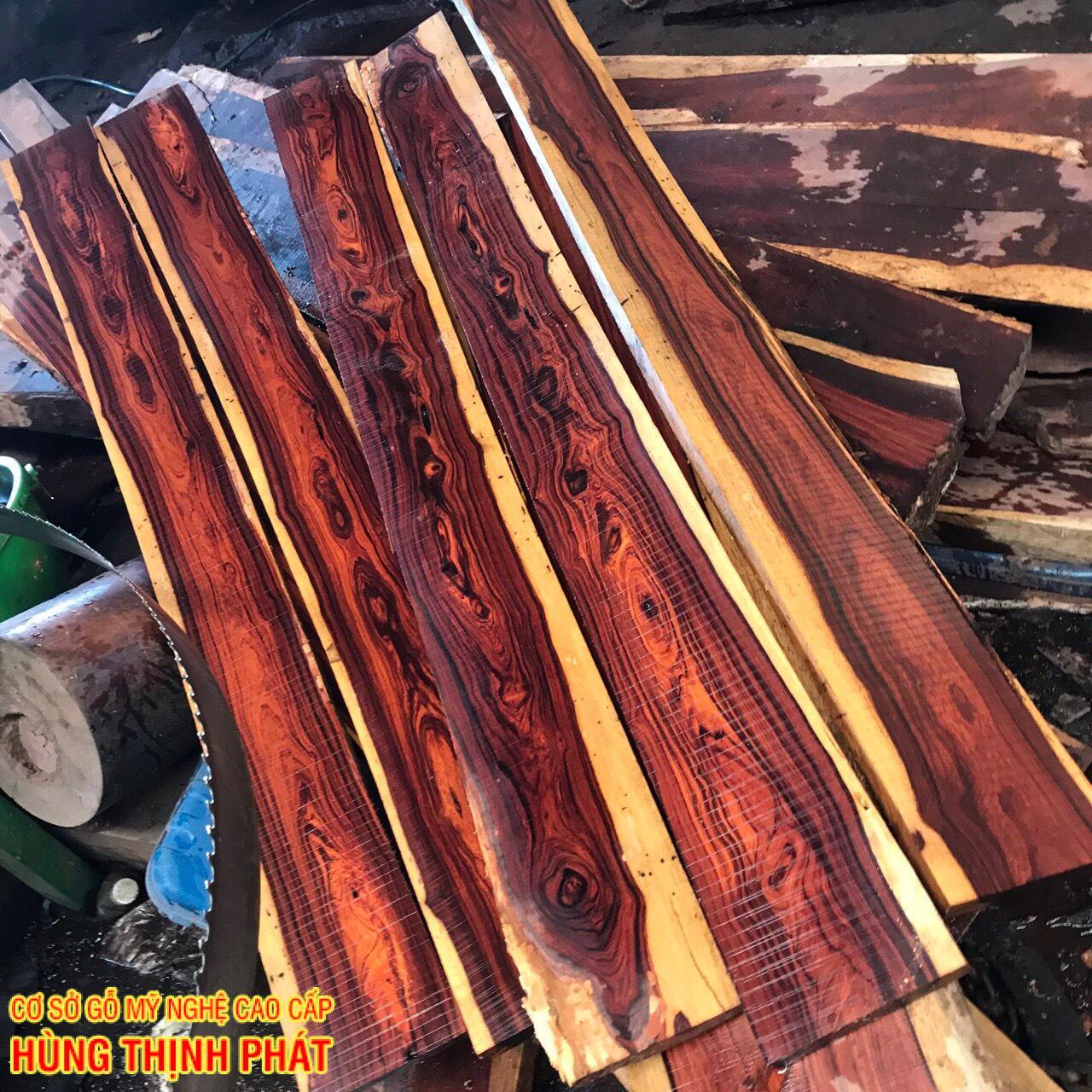 gỗ Cẩm Lai Thô