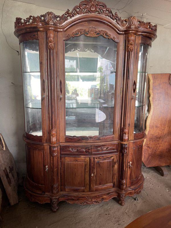 Tủ Rượu gỗ Cẩm Lai
